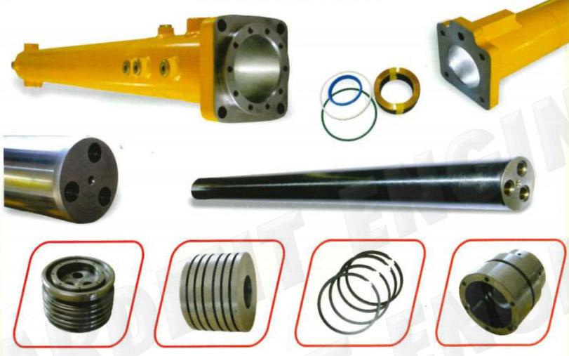 Hydraulic Cylinders For Concrete Pump | Wholesale Concrete